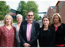 Ny avsiktsförklaring mellan Luleå tekniska universitet och Norrbottens Kommuner