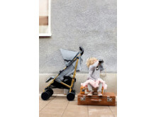 Stockholm Stroller - Golden Grey - 3733 x 5600 px