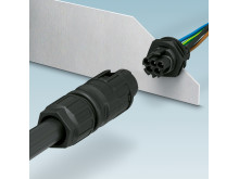 New AC plug connectors for photovoltaic systems