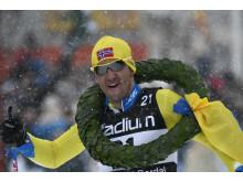 Tore Björset Berdal vann Vasaloppet 2019
