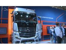 Mercedes-Benz - transport logistic 2019