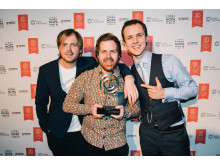 Musikkforleggerprisen 2017 (c) Michael Ray Vera Cruz Angeles