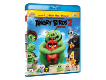 The Angry Birds 2, Blu-ray