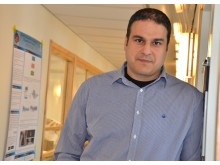 George Nikolakopoulos, professor i robotik och automation vid Luleå tekniska universitet.