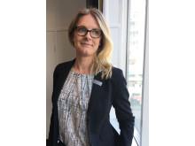Jenny Bladh, hotelldirektör på Scandic Plaza Borås.