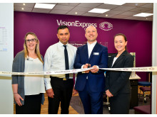 Vision Express kicks off rebrand with grand opening in Thurrock