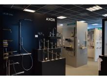 Hansgrohe Suomi uusi showroom