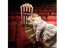 Popcornbägare bio DET Butterick's