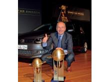 Polo utsedd till World Car of the Year