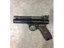 Webley pistol