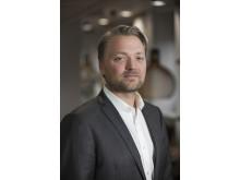 Mattias Johansson, ordförande Stockholm Info