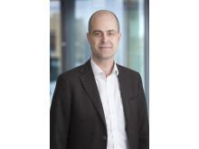 Magnus Huss, marknadsområdesdirektör