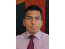 Yerko Montano Rojas, trainee Framtidens Samhällsbyggare