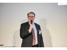 Jens J. Wischmann; Geschäftsführer der Vereinigung Deutsche Sanitärwirtschaft e.V. (VDS)