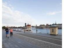 Strömkajen - nominerad till Sienapriset 2016