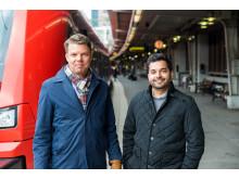 MTR Express och Uber i nytt samarbete