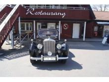 The Rolls-Royce Enthusiasts´ Club, Swedish section lunchar på Skansholmens Sjökrog 2