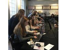 Tech Girl HTML