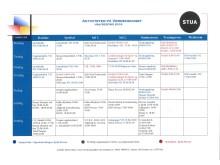 Verdenshuset program høsten 2018