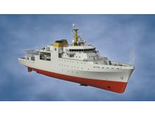 High res image - Kongsberg Maritime - SA Navy