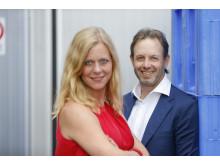 Anna-Kajsa Lidell och Anders Wallerman