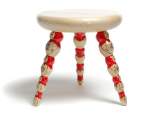 Shop show – Matryoshka stool