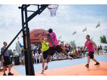 Basket under Hx 2015