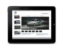 Sharan-kampanjen för iPad