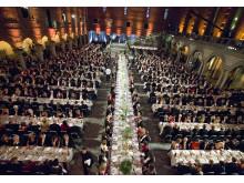 Stadshusrestauranger: Nobelbankett 2012