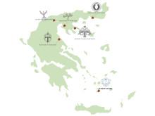 Tsantali Signature Vineyards map