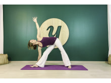 Online yoga  - live and interactive