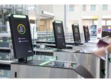 Billund Airport 07 scanner tæt på