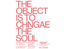 The Object is to Change the Soul plakat