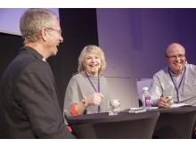 Maria Gill och Bengt Andersson på MVTe.