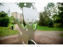 Barnens skulpturpark - Hemligheten (detalj1)