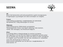Faktaboks Seema
