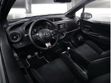 Toyota Yaris GRMN, interiör