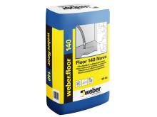 weber.floor 140 Nova - förpackningsbild