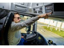 Scania Telematik Nachrüstung in Lkw-Fremdmarken