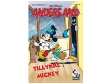 Forsiden af Anders And & Co. nr. 46, der udkommer den 15. november