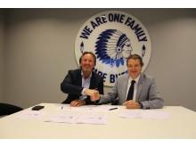 Adri + Manager_Michel_Louwagie