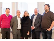 Gemensam avsiktsförklaring Järfällahus AB och Ikano Vårdboende AB 2016 12 13