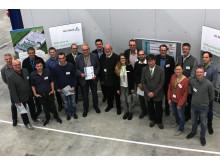 Zielvereinbarung Energieeffizienznetzwerk Nordbayern