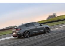 Helt nya Hyundai i30 Fastback N