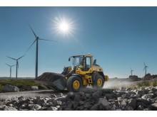 Volvo Construction Equipment godkända för HVO