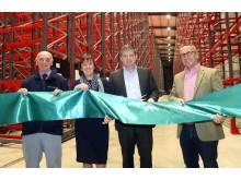 Arla 2 (left to right) Ray Grocott - Chairman, Linda Grocott - Joint Managing Director, Michiel De Jonge, Arla David Grocott - Joint Managing Director