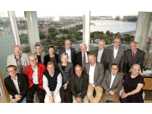 Stora politikergruppen i DN Forum
