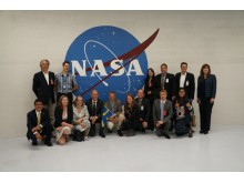 Swedish Delegation at NASA Ames visit June 10-11, 2013
