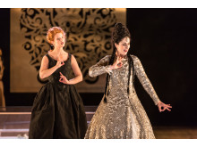 Press photo: Katarina Krog Engelsen, Sara Hershkowitz. Mitridate, Drottningholms Slottsteater 2014