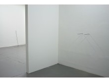 "Per Kesselmar: ""Manipulated Shadows"". Installationview, Galleri Fagerstedt, 2015"